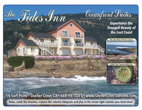 Tides Inn near Shelter Cove House